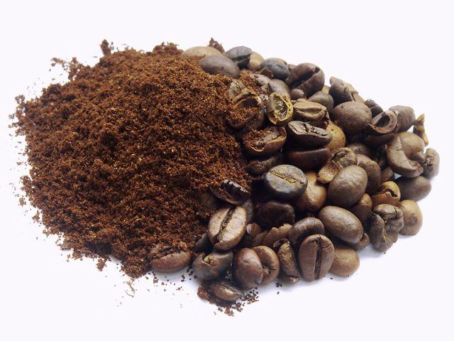 Koffie krijgt smaak door branding