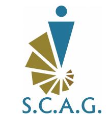 logo van de SCAG - Stichting Complementaire en Alternatieve Zorg